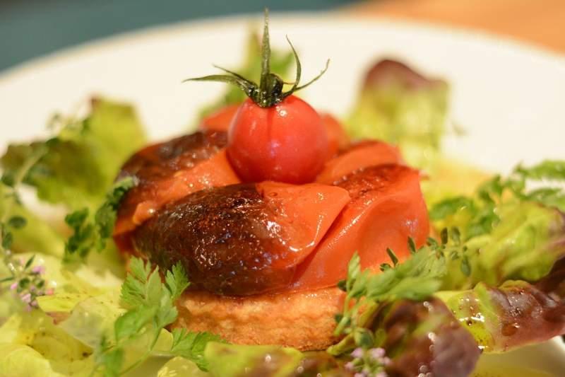 PlatAu fil des Saisons·Restaurant àEtupes (25)