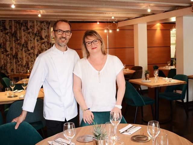 Stéphane et FabienneTraiteur Montbéliard, SochauxAu fil des Saisons·Restaurant àEtupes (25)