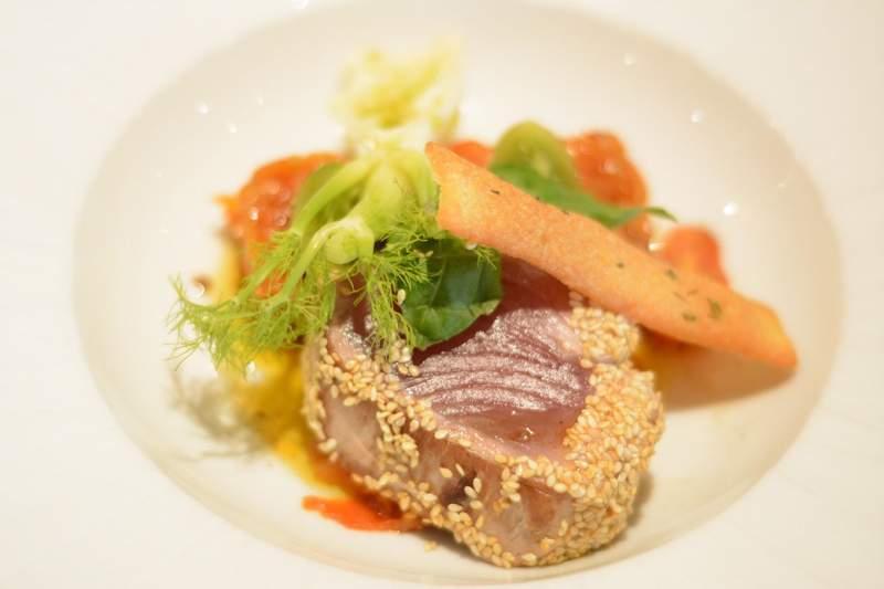 PlatAu fil des Saisons·Restaurantsemi-gastronomique àEtupes