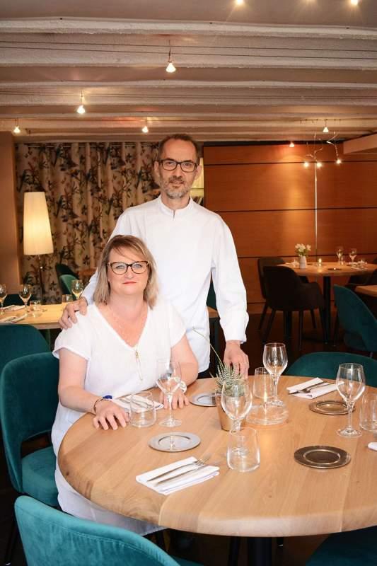 Fabienne et StéphaneAu fil des Saisons·Restaurantsemi-gastronomique àEtupes