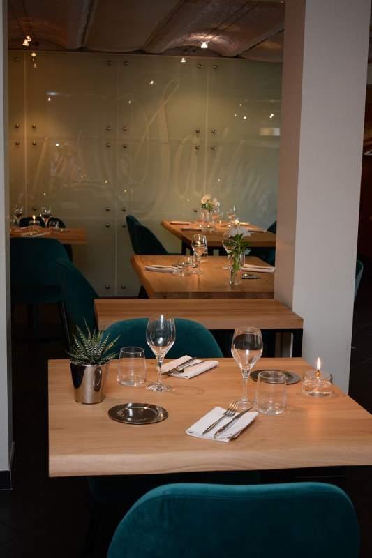 Salle du restaurantAu fil des Saisons·Restaurant àEtupes (25)
